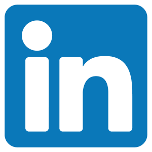 LinkedIn share icon